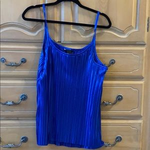 H&M Shimmery Tank Top